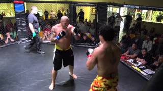 Cage Rage 11 - Paul Harris vs Bernie Martin (R.I.P. Paul Harris)