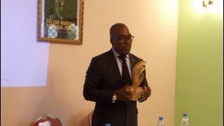 Breaking News! Agbor Balla Wins Nelson Mandela Prize! Watch...