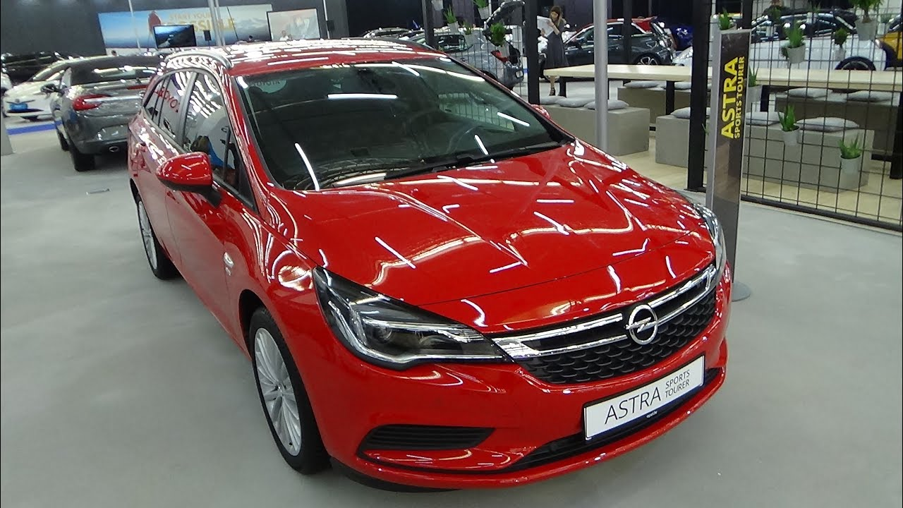 2018 Opel Astra Sports Tourer Exterior And Interior Zagreb Auto