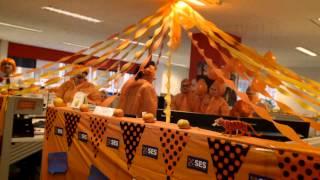 Insurance Australia Group on Wear Orange Wednesday