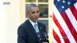 Obama on Daughters Sasha, Malia Dating: 'They Have Secret Service'