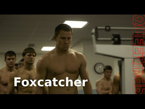 Foxcatcher (US 2014) -- Schwul | Gay Subtext