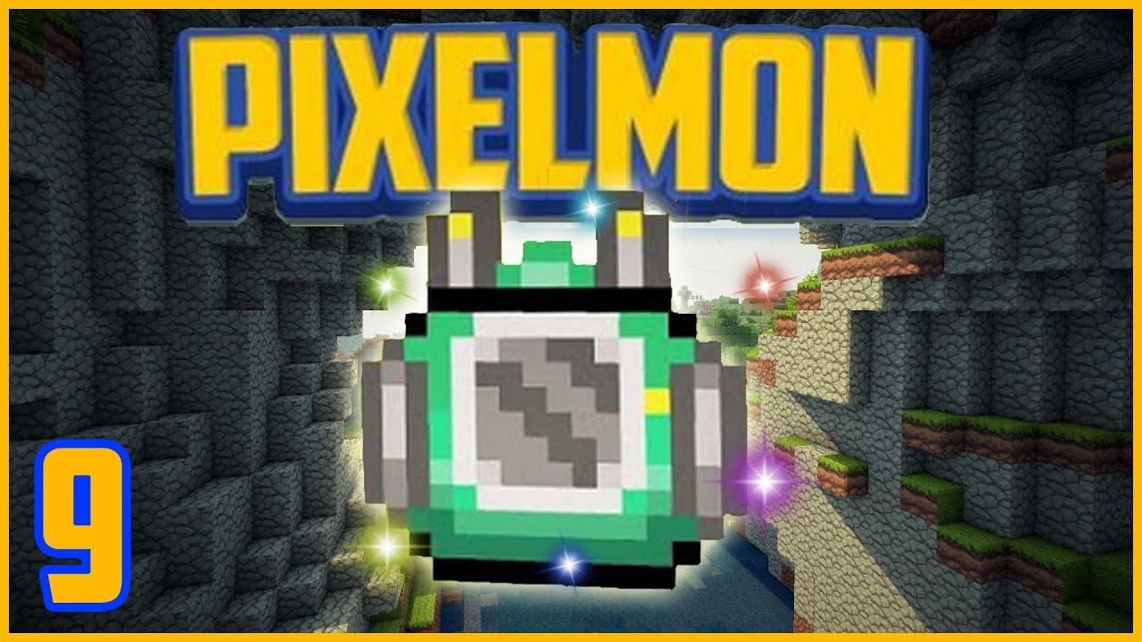 Pixelmon Wiki Sidemod