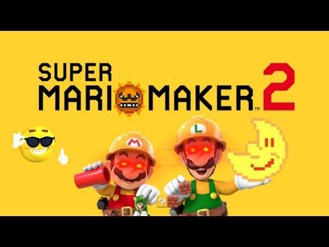 The   E N H A N C E D  Mario Maker 2 Direct [YTP]