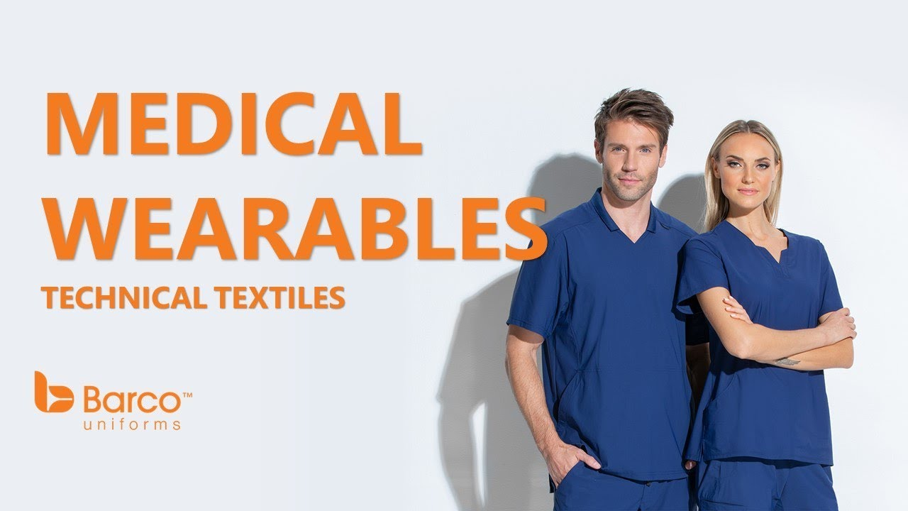 Medical Wearables - Barco Uniforms | Technical Textiles | Fibre2Fashion