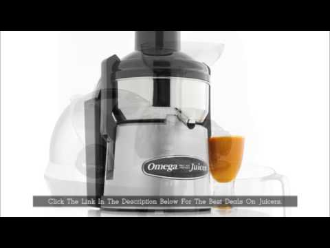 Best Masticating Juicers To Buy Online - Top-Rated List - YouTube