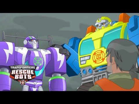 Transformers Robots in Disguise - Bumblebee's Mission - YouTube