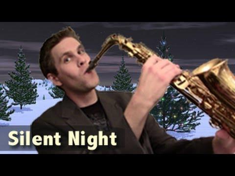 Silent Night - Tenor Saxophone - BriansThing
