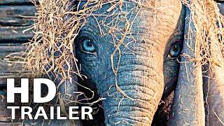 DUMBO Trailer Deutsch German (2019)