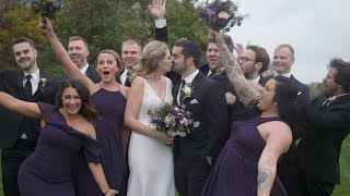 A Snowy Minnesota Vineyard Wedding Video | A 7 Vines Vineyard Wedding