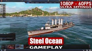 Steel Ocean gameplay PC HD [1080p/60fps] - Free to Play