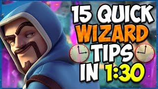 15 QUICK Tips About: The Wizard🔥