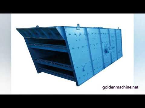 China Screening Equipment Flotation Crusher Machine Manufacturer - Goldenmachine