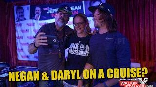 The Walking Dead Cruise 2017 Photos Walker Stalker Cruise 2017 Photos