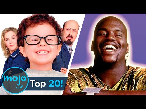 Top 20 Worst Movies of the 90s
