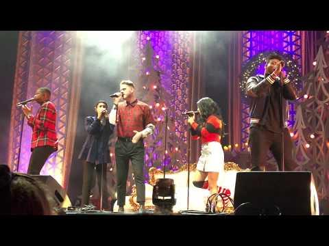 Pentatonix - Mary, did you know? Washington, DC December 2, 2018