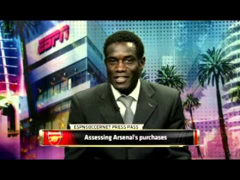 Robbie Earle's best quotes on ESPN Press Pass