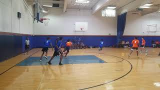 9/1/18: Remember Our Youth Back2School Tournament - Elmont Lawmen HS (1 of 3)