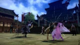 Легенды Кунг Фу бесплатная онлайн игра MMORPG
