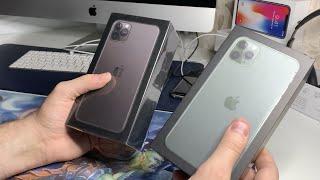 серый или РСТ айфон - в чем отличие? Какой покупать?
