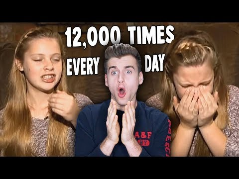 Meet The Girl Who Sneezes 12000 Times A Day