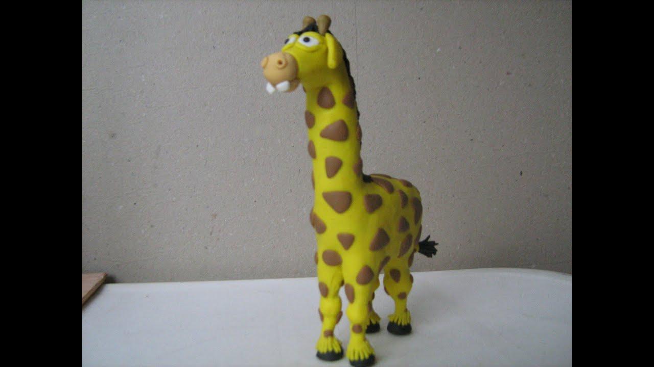 dibujos de jirafas faciles