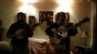 The McBurger Brothers cover Mumford and Sons - Below My Feet