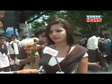 Students' Union Poll: Voting Continues In Colleges In Cuttack