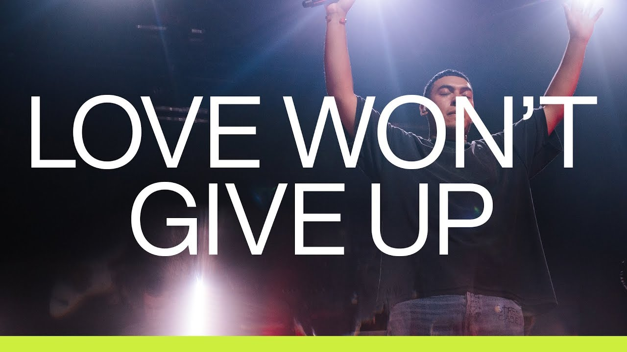 Love Won't Give Up | Live | At Midnight | Elevation Worship