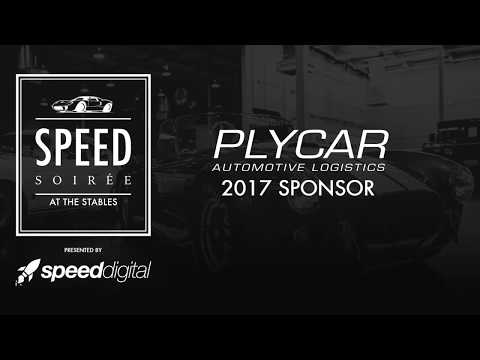 2017 Speed Soiree Sponsor - Plycar
