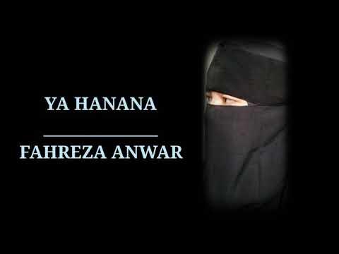 YA HANANA Fahreza Anwar (sholawat cover)