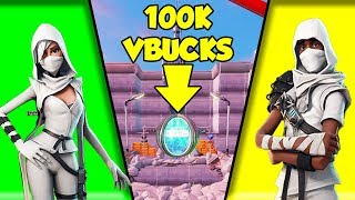 Who finishes first VINCE 100k VBUCKS - Fortnite