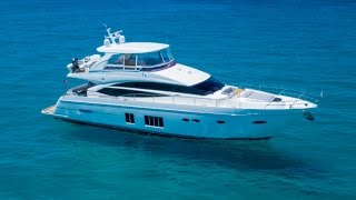 Yacht For Sale - 2012 Princess Yachts 72' - Tres Princesas