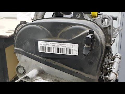 Фото к видео: Разборка двигателя CMBA 1.4TSI