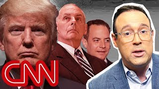 Who wants to be Donald Trump's chief of staff? | With Chris Cillizza