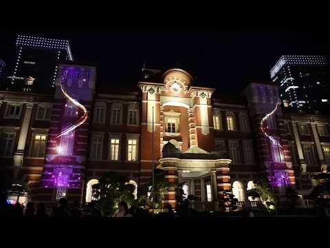 東京ミチテラス 2018Dec24 ひかりのゲートウェイ