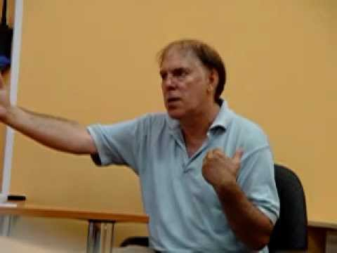 Американский психолог в Украине: James Hill: Lecture on Psychology,  Part1.