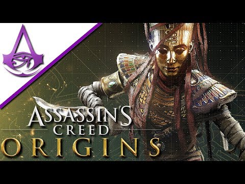 Assassin's Creed Origins #124 - DLC Fluch der Pharaonen - Let's Play Deutsch thumbnail