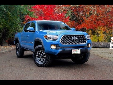 2019 Toyota Tacoma TRD Off Road Review | The Standard of the Small Pickup!!