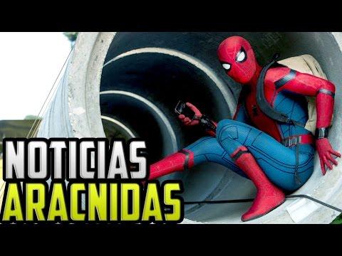 Spider-Man confirmado en Avengers 4, Homecoming, Spider-Men 2