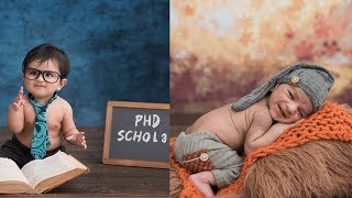 The cutest and Best Baby Boy Photoshoot