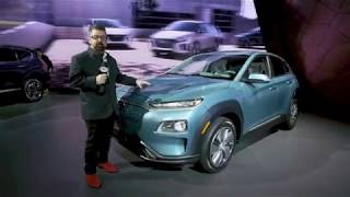 Hyundai Kona Electric V