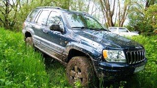 jeep wj v8 patrol suzuki off road przemyśl