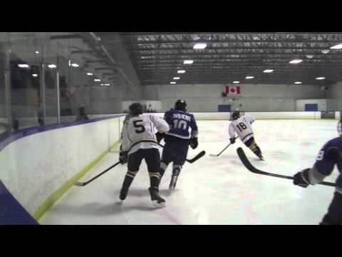 2016 Country Hills Toyota Bantam Kids Cancer Care Tournament  NWZ Game 1- Full game