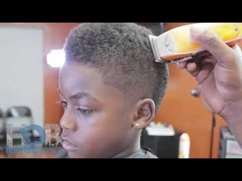 How To Cut A Faded Mini Fro Hairstyle Hunt Da Ba Doovi