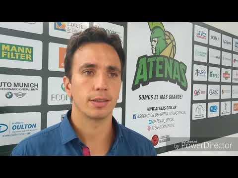 🏀#ATENAS - Liga Nacional de Básquetbol
