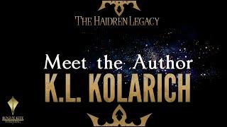 THL - Meet the Author: K.L. Kolarich