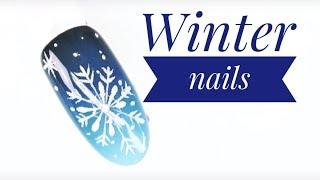 💅💅 :: Winter Nails :: 💅💅 Nailart by Natalia