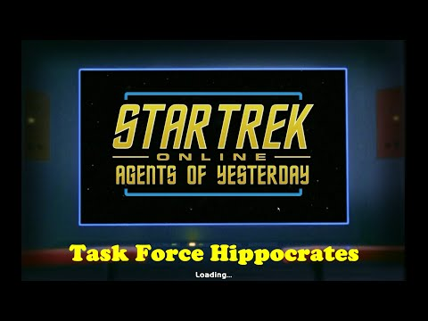 Lets Play Star Trek Online AOY - Task Force Hippocrates