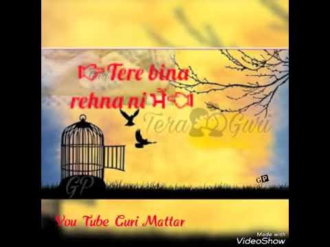 Song Naam Tera Masha Ali
